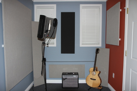 Vocal Recording Section